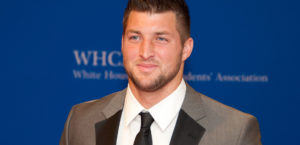 Famous Folks - Tim Tebow
