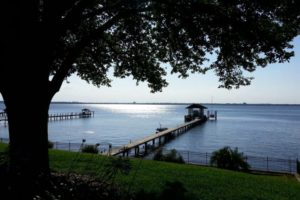 San Marco river front home in Jacksonville, FL