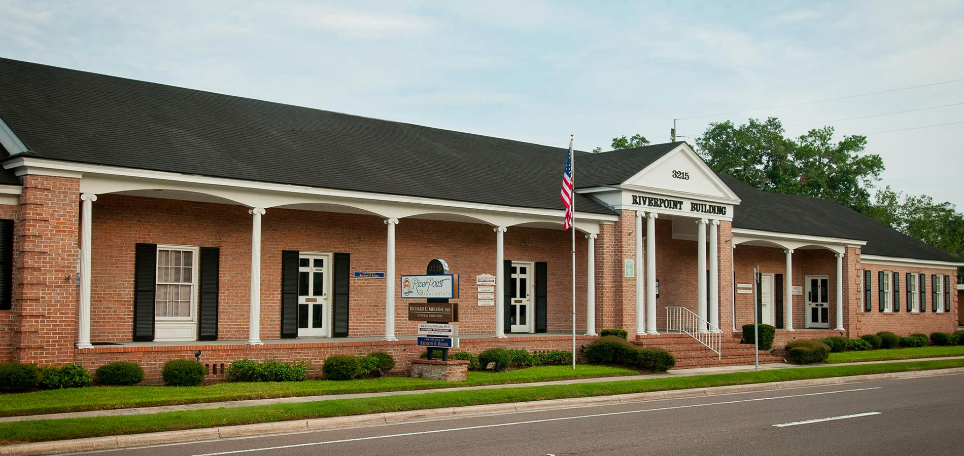 RiverPoint Real Estate office building in Jacksonville, FL